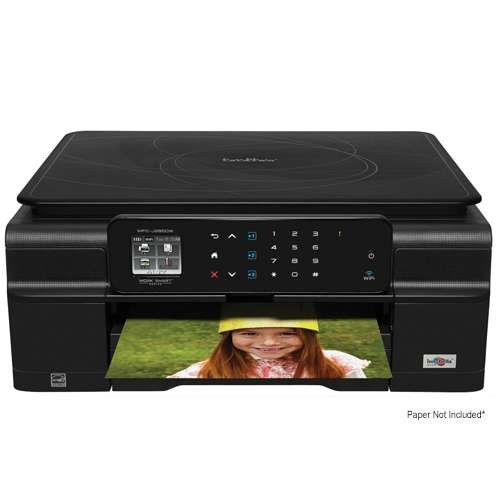 Brother Mfc J285dw Multi Function Inkjet Printer Scanner