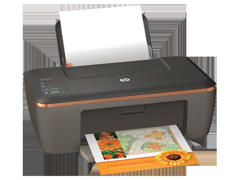 HP Deskjet 2510 All-in-One Color Inkjet Printer