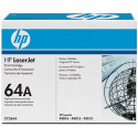HP Original OEM CC364A Black Laser Toner Cartridge