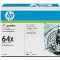 HP Original OEM CC364X Black Laser Toner Cartridge