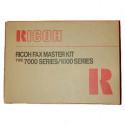 Ricoh Original OEM 593928 Master Kit (Ricoh TYPE 1000 - SA7000)