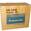Panasonic Original OEM UG-3302 Process Kit and Drum (Panasonic Original OEM UG3302)
