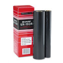 Sharp Original OEM UX-15CR Thermal Fax Roll (Sharp Original OEM UX15CR Fax Ribbons)
